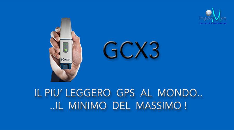 GPS per utilizzo topografico